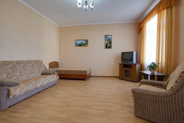 Двухкомнатная квартира до 5 человек